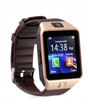 Front View Of Smart Watch