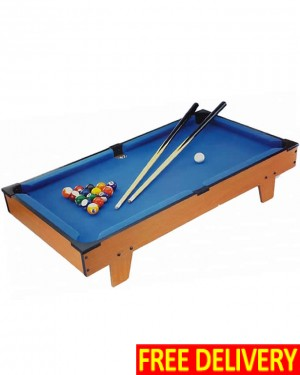 Snooker Game Table