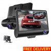 3 In 1 Dashboard Card and Back Camera DVR