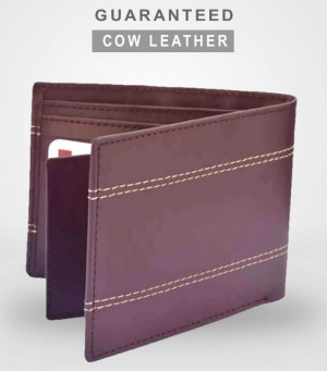 GC1 Cow Leather Premium Series Multi-Pocketed Wallet