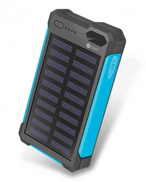 Dany 8000 mAh Solar Power-Bank