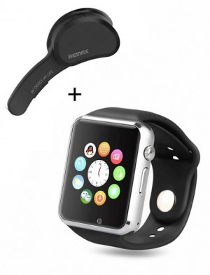 Smart Watch With Bluetooth Device