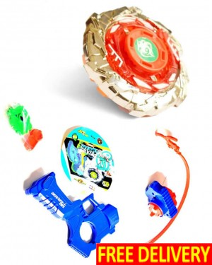 Handle Beyblade Toy