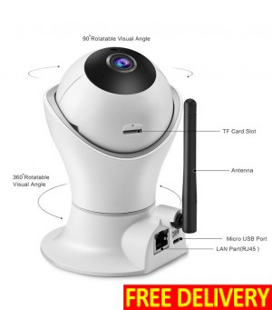 3D Navigation Camera Wifi IP
