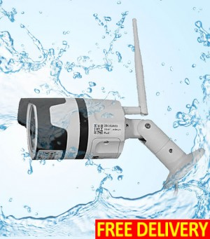 Water Proof Wifi IP Camera
