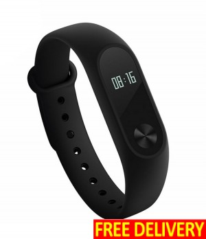Xiaomi-MI Band 2 Fitness Band - Heart Rate Monitor