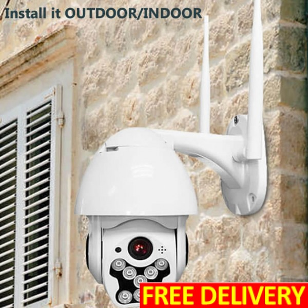 security cam for home office