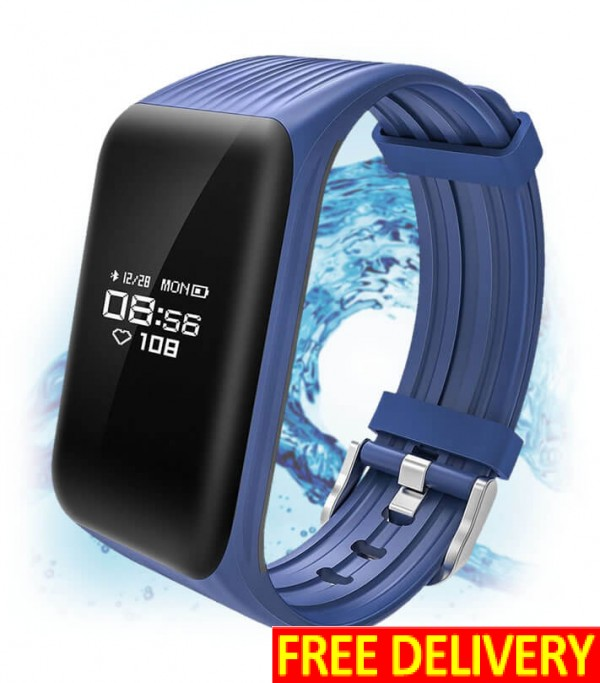 Water Proof Health Fitness Band