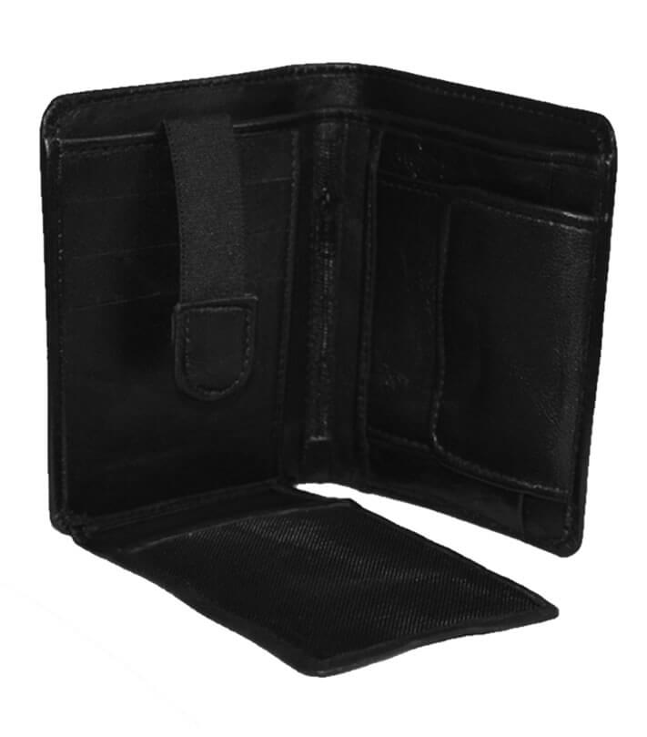 Black Color Wallet