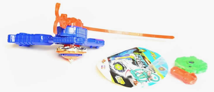 Rotating Beyblade Toy