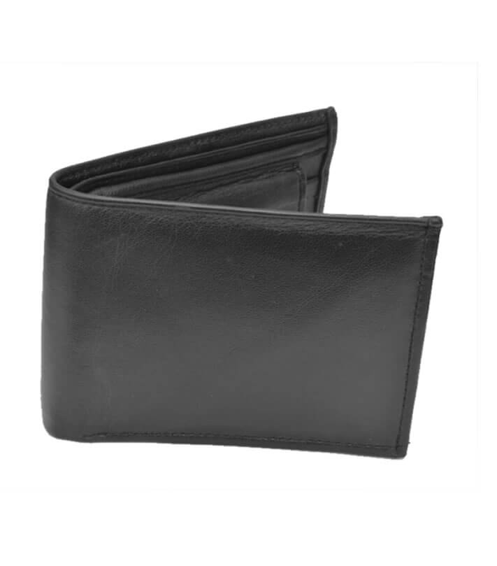 Buy Wallet for Gents in Black Color