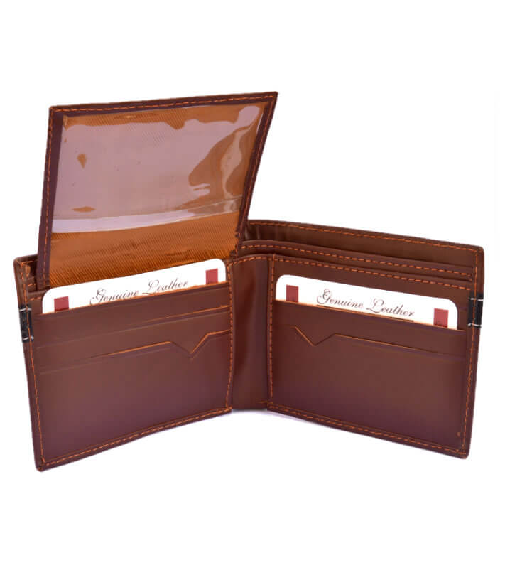 Cow Leather Gents-Wallet